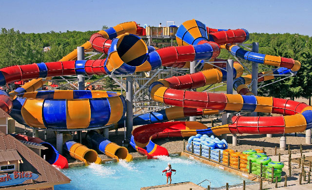 Splashtown Waterpark (Texas)