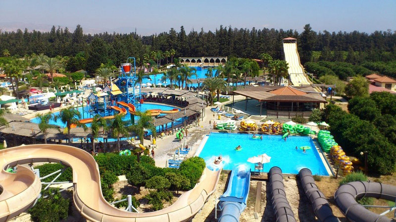 Fasouri Watermania Waterpark (Cyprus)