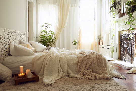 Start With Your Bedroom